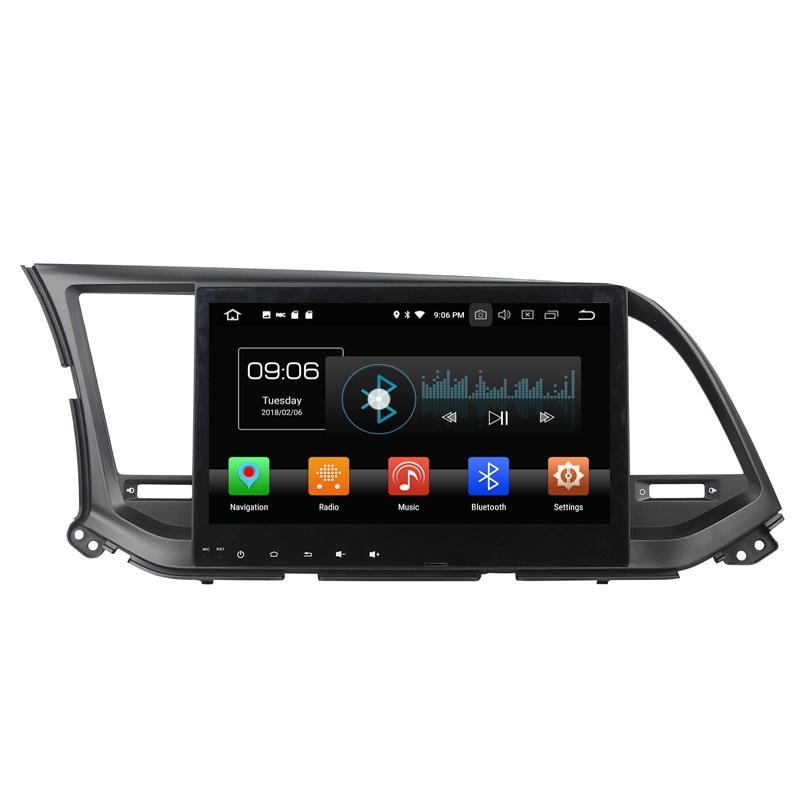 OTOJETA Android 8 0 car DVD octa Core 4GB RAM 32GB rom IPS screen multimedia player