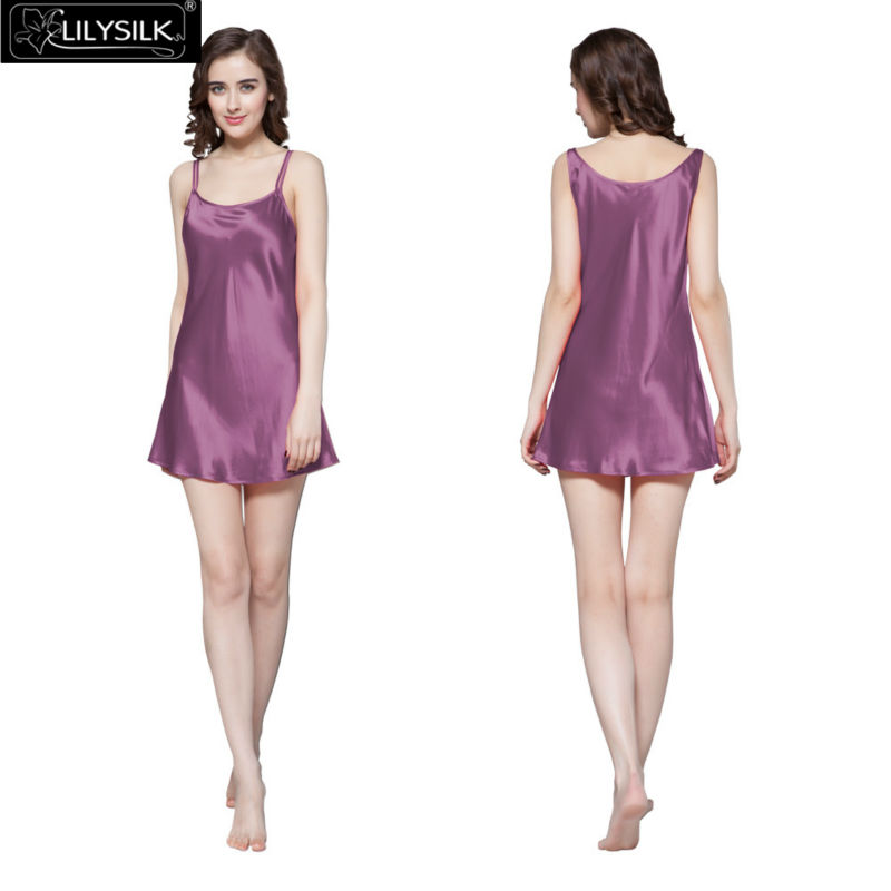 1000-violet-22-momme-mini-scoop-neck-silk-nightgown