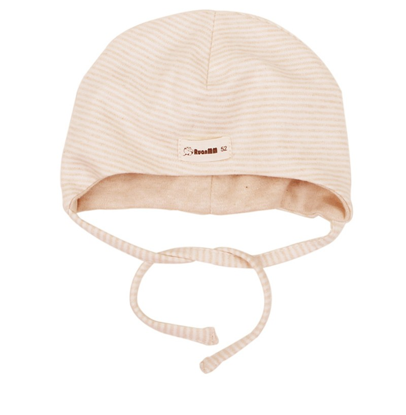 Natural Cotton Baby Hat (6)