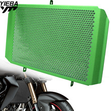 Motorcycle Aluminum alloy Radiator Guard Protector Grille Grill Cover for KAWASAKI Z1000SX Z 1000 SX NINJA 1000 2010-2018 2017 цена