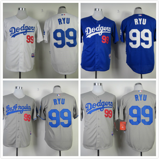 7bdfdb1f6 ... low price mlb cool base jersey online shop los angeles dodgers 99 hyun  jin ryu manny