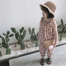 Новая детская одежда, комплект летней одежды для девочек 2-8 лет, комплекты детской одежды, топы+ штаны, детский спортивный костюм из 2 предметов, одежда для девочек