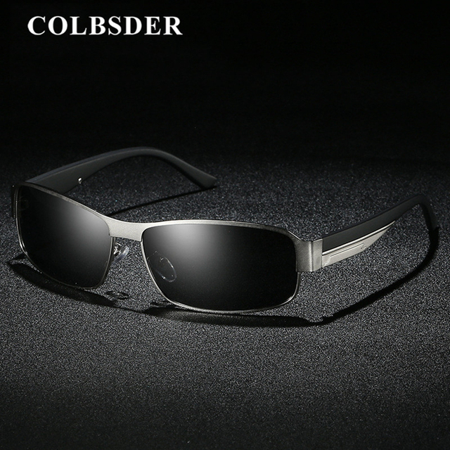 3aea78cab6f Classic Men Driving Glasses High Quality Polarized Sunglasses 2018 New  Arrival Male Sunglasses Hot Sale Style 8485