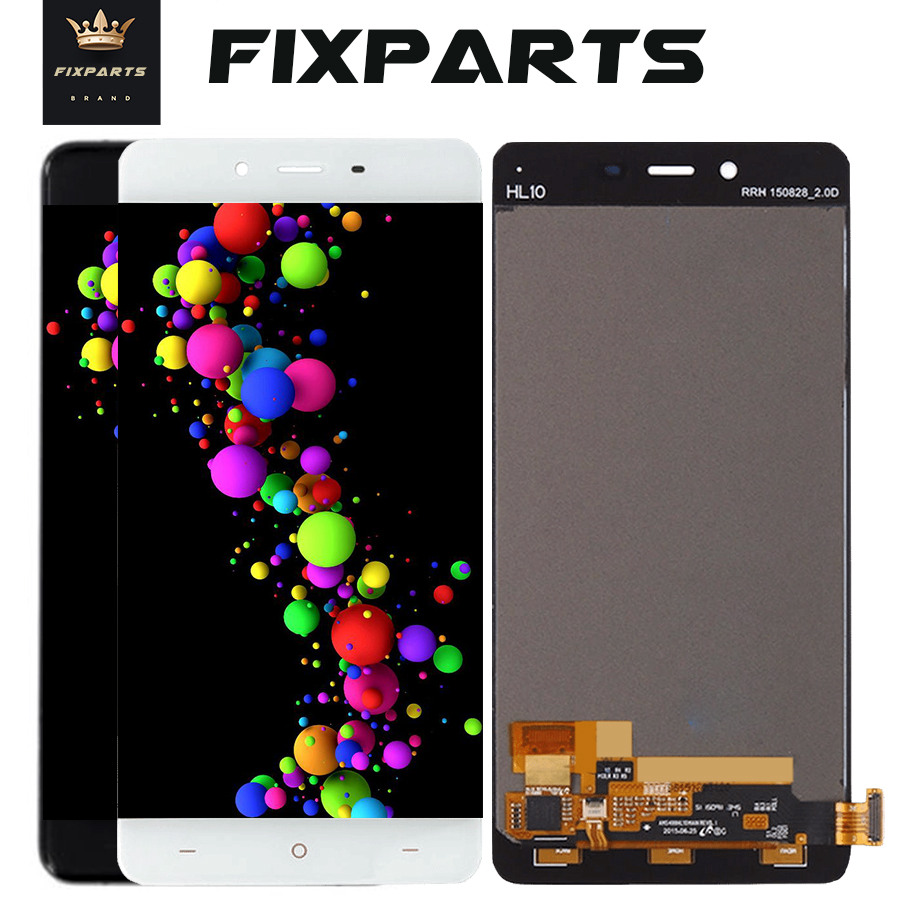 Oneplus X LCD Display Touch Screen Sensor 100% Tested New Digitizer Replacement For 5.0 inches LCD One Plus X E1003 LCD Screen