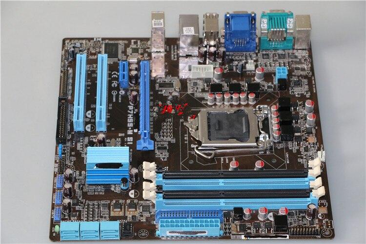 H55 P55 Motherboard used original for Asus P7H55-M SI LGA1156 DDR3 motherboard ( P7H55 PLUS LX LE PRO)