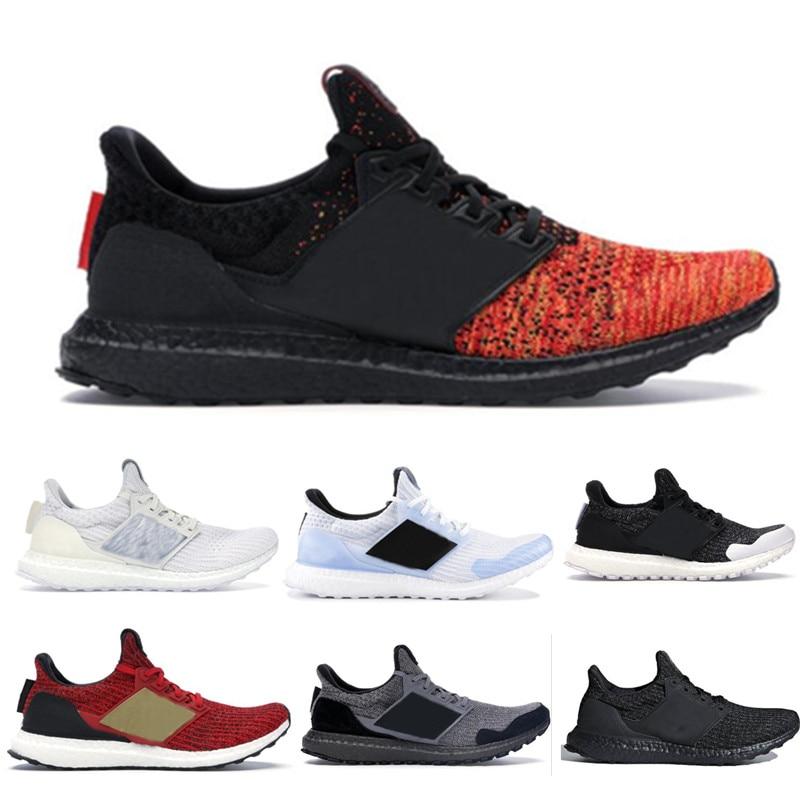2019 Running Shoes Game Of Thrones Targaryen Dragons White Walkers House Lannister Trainers Men Women UB 4.0 PK Sport Shoes