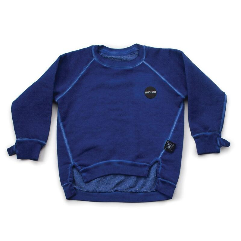 New Nununu Pullover Tee Fall 2017 Autumn Winter Kids Pentagon Sweatshirt Tops Long Sleeve T-shirt Boys Girls Child Baby Coats