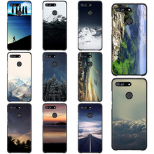 Soft Silicone Case for Honor 10 Lite Black Cover 9 7a 7c Phone Back