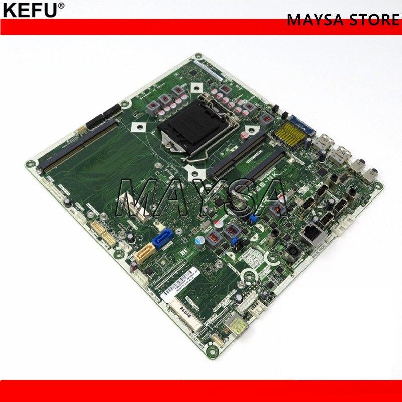 646748-001 Per HP TouchSmart 520 220 AIO Scheda Madre IPISB-NK LGA1155 Mainboard 100% testato di lavoro