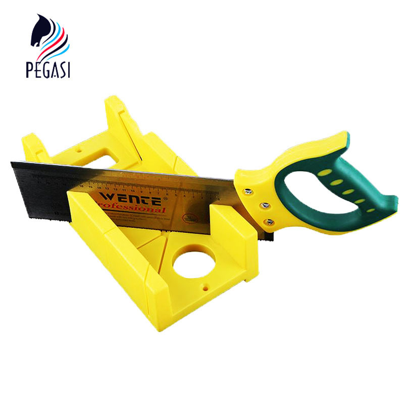 PEGASI NEW Style Multi-fonction Tool Cabinet Saw guid Case Woodworking Tools 45 Degrees 90 Degree Box Sawing Guide Station недорго, оригинальная цена