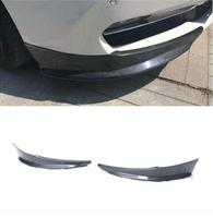 Carbon Fiber Racing Front Lip for 6 Series F12 F13 F06 Base Convertible/Coupe 2014 2016 car styling car accessories