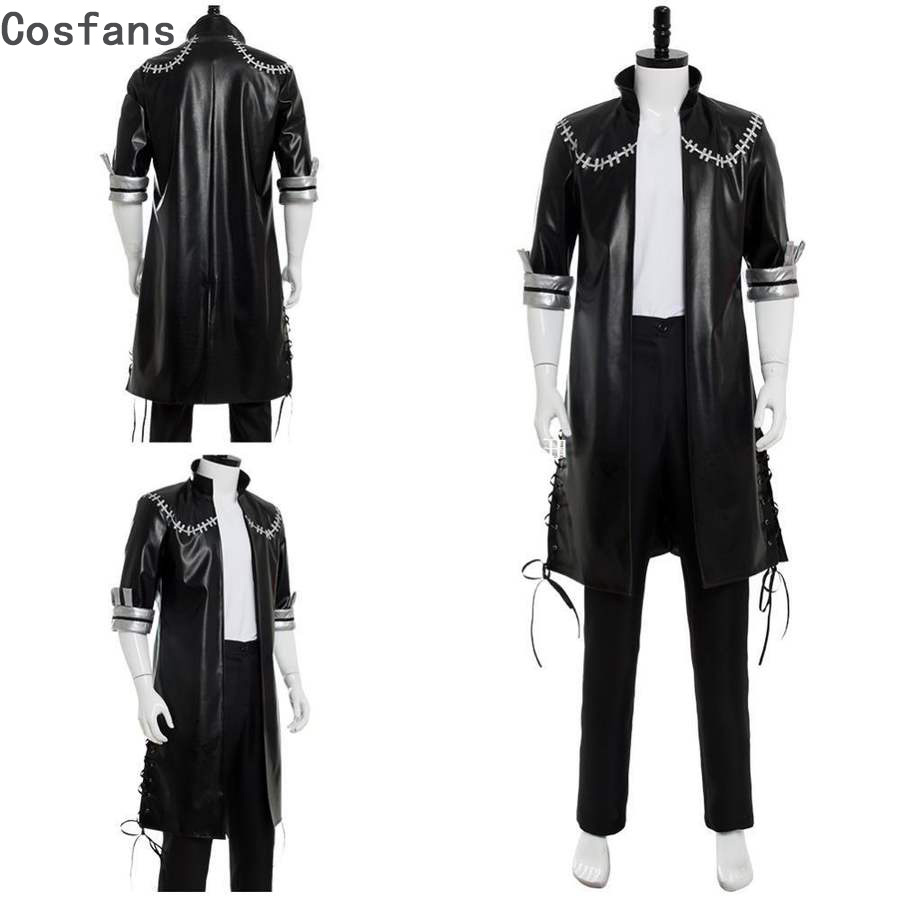 My Hero Academia Boku No Hero Academia OCHACO URARAKA Dabi Cosplay Costume Full Set(Coat+T-shirt+Pants)custom Made For Men Women