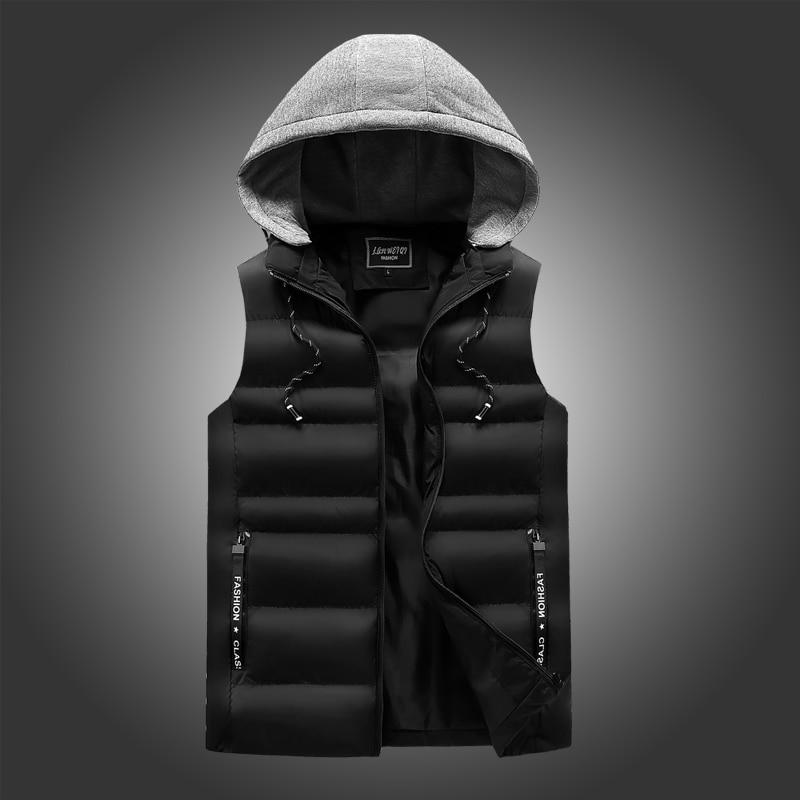 classic men\`s down jackets vintage elegant casual vests korean streetwear winter warm clothing dress canada coats vests for men (3)