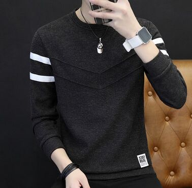 YSMILE Y Long#77 2017 autumn and winter with new mens cashmere men thickening sweater round neck long sleeved knit shirt male