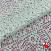 Milk Silk Water Soluble Embroidery Lace Geometric Designs Fabrics The Full Picture