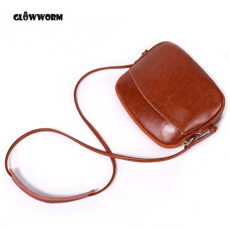 GLOWWORM Brand Fashion Women Genuine Leather Shoulder Bag Female Luxury Handbags Women High Quality Messenger Bags Designer 2019