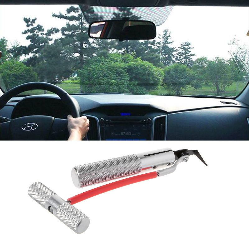 Glass Cutter Auto Car Windshield Remover Window Removal Repair Tool Hand