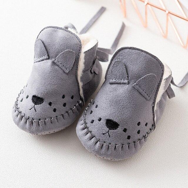 Cartoon Cute Expression Shoe 5