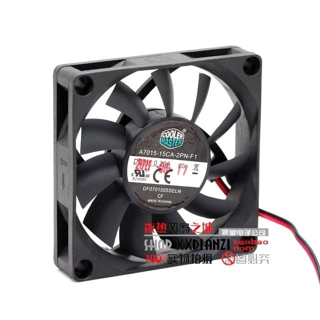 A7015-15CA-2PN-F1 7015 5 V 0.20A 7 CM notebook ventilador pedestal