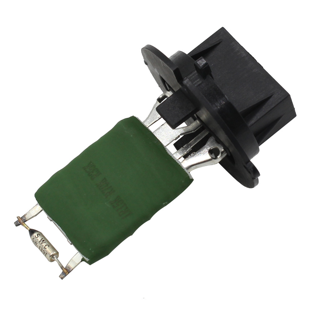 Free Shipping 6450jp Heater Blower Motor Resistor For Peugeot 206 On The Next Page How Works 307 Citroen C3 Ir15k R70k R35k Green New Replacement In Air Conditioning Installation From