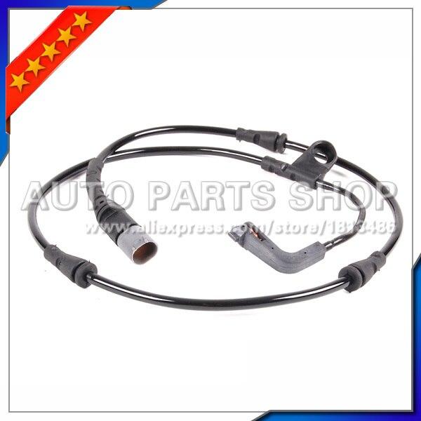 pads black indicator sensor rear pad bmw front p wear pcs brake for kit