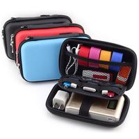 Multifunctional Faux Leather Protective Cover Case Bag for 2.5 Office & School Supplies