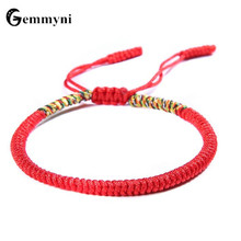 ФОТО charms red string bracelet crystal letter a b c d e f g h i j k l m n o p q lucky rope bangles for women men thread jewelry gift