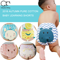 2017 autumn style Infant Toddler Cute cartoon baby Shorts Newborn Baby Boys Girls Shorts baby pant training pants 17 colors