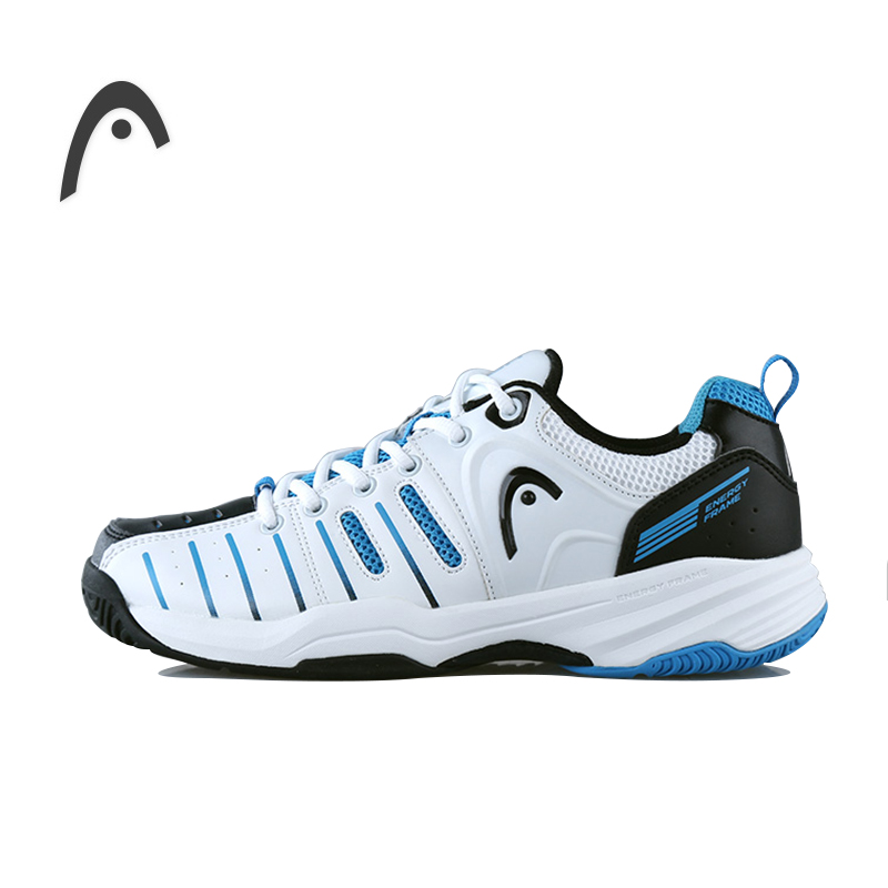 HEAD Original Tennis Shoes For Men Breathable Sneakers Professional Brand Tennis Sneakers For Men Table Tennis Training Shoes head women s tennis shoes original wearable breathable damping professional tennis sneakers for women zapatillas para tenis