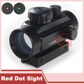 Holographic 1x40 Red Dot Sight Airsoft Red Green Dot vista Âmbito Caça Âmbito 11mm 20mm Rail Mount HT5-0013 Colimador Vista