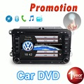 2 Din 7 Inch Car DVD Player For VW Volkswagen SEAT SKODA golf 6 passat b6 b7  With 3G USB WIFI GPS BT IPOD FM RDS GPS Navigation