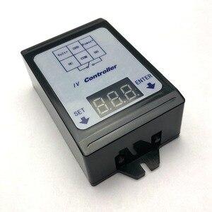 Image 2 - جهاز كشف جهد تيار مستمر ومتابع تحكم 6 80 فولت/48V60V لشحن بطارية وتوقيت التفريغ/30A مفتاح تشغيل