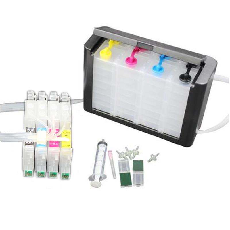 UP Luxury CISS T0601-T0604 compatible for epson C68 C88 CX3800 CX3810 CX4200 CX4800 CX5800F CX7800 PRINTER ink Supply System