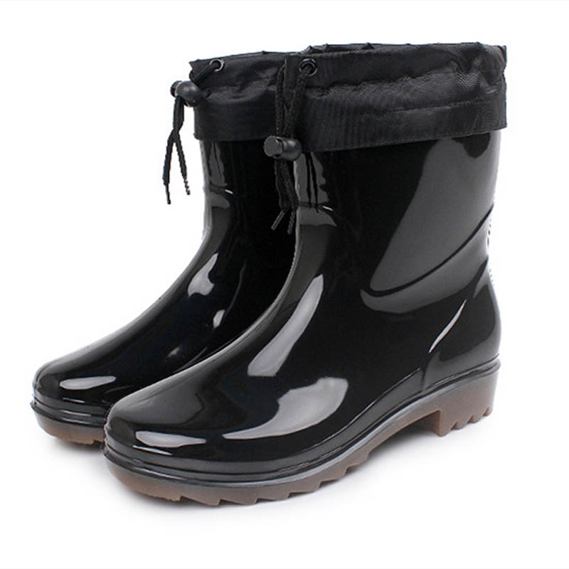 Mens Pull on Winter Boots Promotion-Shop for Promotional Mens Pull ...
