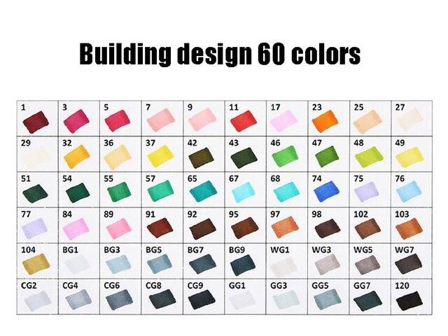 60 Building design