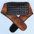 La mejor turmalina sanitaria, cinturón de cuidado de la salud de cintura de germanio, terapia magnética Lumbar de Jade para el cuidado de la salud en venta