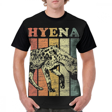 Hyena T Shirt Hyena T-Shirt Printed Male Graphic Tee Shirt Funny Beach 100 Polyester Oversize Short Sleeves Tshirt noeby 1 pcs 16 14cm 60 32g minnow bait fishing lures with vmc hooks minnow bass fishing lures artificial bait hunt house