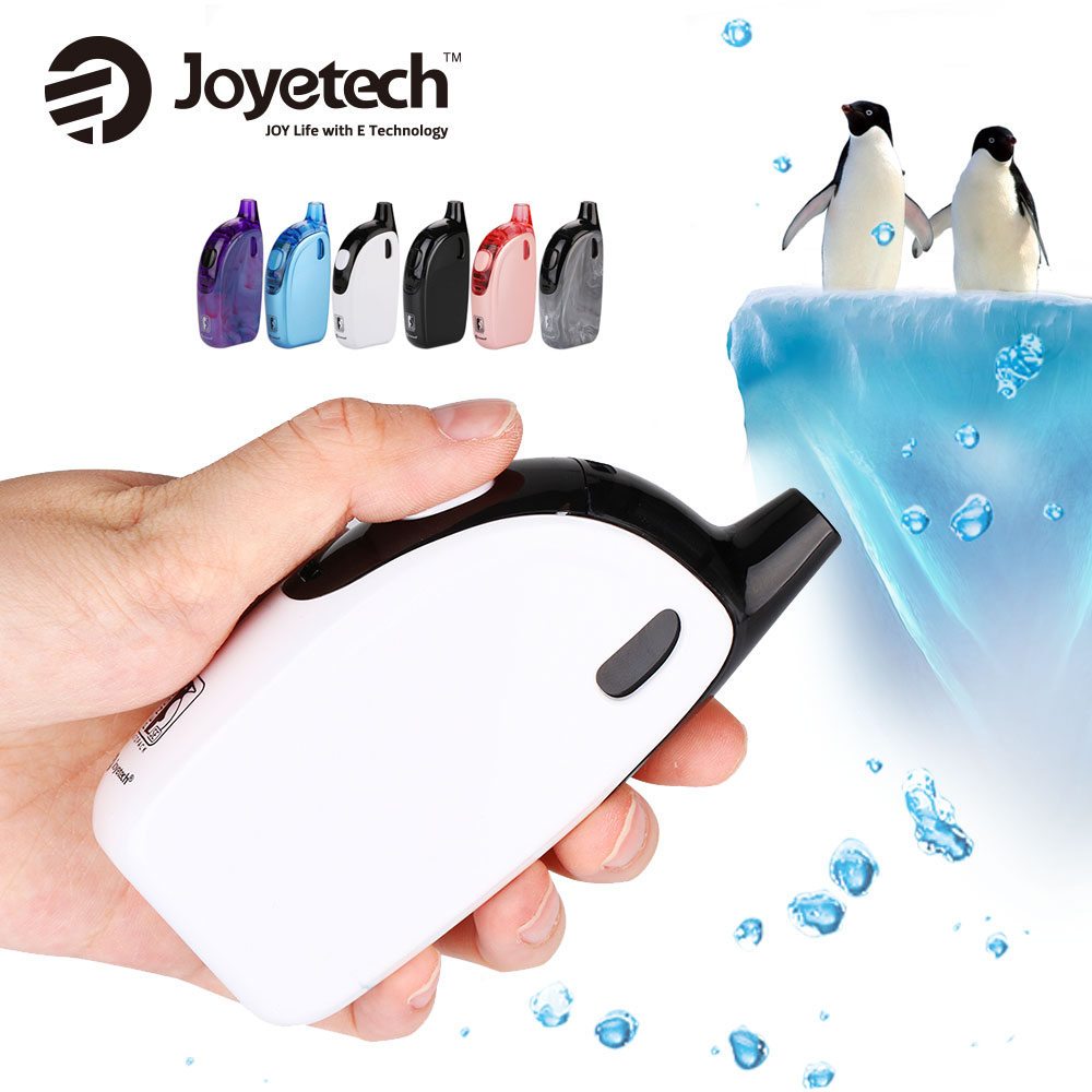Joyetech Atopack Pinguino SE Vape Kit 2000 mAh Battey 8.8 ml/2 ml cartuccia Serbatoio JVIC Coil sigaretta Elettronica vs ego aio kit