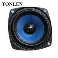 TONLEN 1PCS 3 5 Inch Full Range Speaker 4 Ohm 15 W DIY HIFI Portable PC