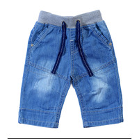 2017 Hot Sell Children S Clothing Jeans Pants Blue Shorts Summer Kids Denim Shorts 2 14Y