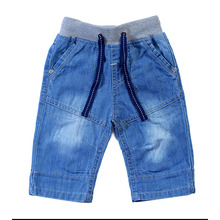 2017 Hot Sell Children's Clothing Jeans pants Blue Shorts Summer Kids Denim Shorts 2-14Y Free Shipping