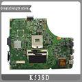 Para asus k53sd rev 2.3 laptop motherboard k53e a53s x53s k53s mainboard 100% testado frete grátis