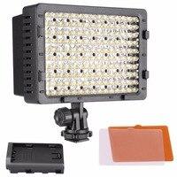 NEEWER 160 LED CN 160 Dimmable Ultra High Power Panel Digital Camera / Camcorder Video Light, LED Light for Digital SLR Cameras
