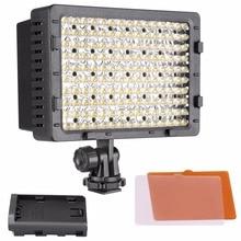 Cheaper NEEWER 160 LED CN-160 Dimmable Ultra High Power Panel Digital Camera / Camcorder Video Light, LED Light for Digital SLR Cameras