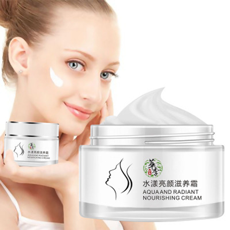Face Moisturizers, Moisturizing Cream For Oily Skin Anti-Freckle Cream Strong Whitening Facial Cream Dark Spot yanko whitening day cream remove spot freckle 15g pcs fifth generation whitening cream for face