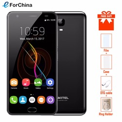 US Version OUKITEL K6000 Plus Cellphone 64GB ROM 4GB RAM 5.5'' Android 7.0 MTK6750T Octa Core 1.5GHz OTG 16.0MP 4G Quick Charge