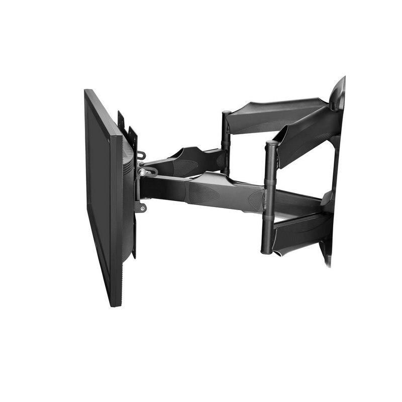 free shipping 32-60 Heavy Duty Full Rotating Wall TV Mount LCD LED Monitor Bracket Mount Arm -MA51A 1pcs lots tv mobile bracket 32 to 52 lcd monitor mobile bracket cart pushcart st av102 free shipping by fedex