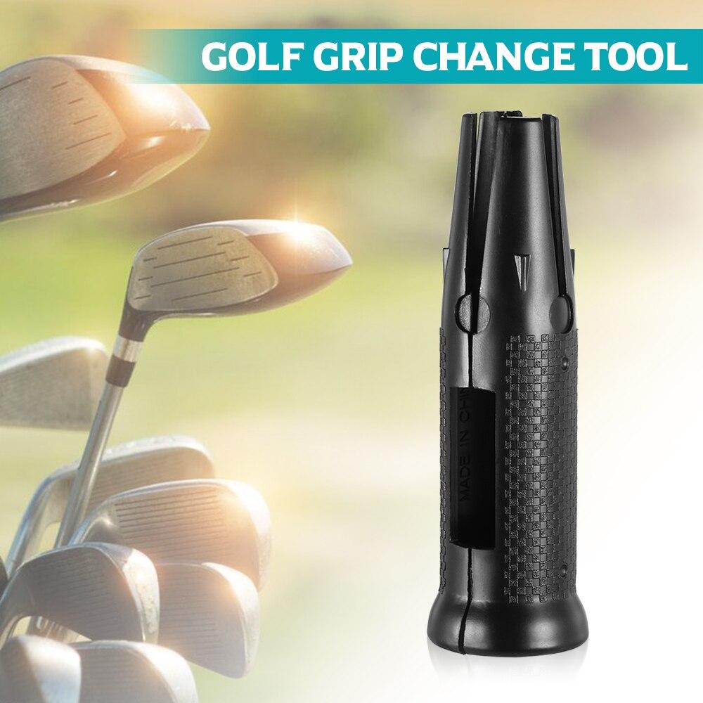 Hot Sale Plastic Golf Wrap Clip Ultimate Clip Golf Ball Golf Training Aids Grip Butt Golf Installation Change Repair Tool