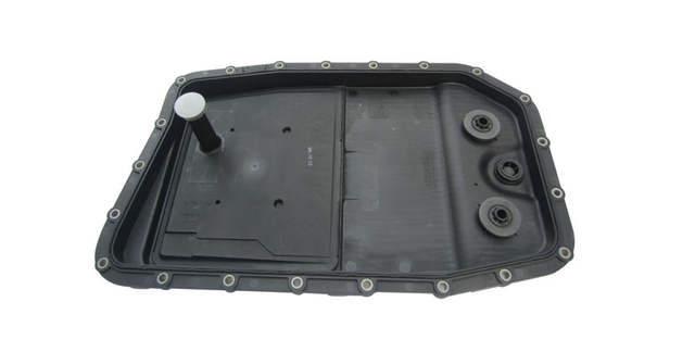 US $17 66  Auto Transmission Oil Pan for Discovery 3/4 Land Range Rover  Sport BMW JAGUAR with filter & gasket 6 speed LR007474 24117571227-in Oil  Pans