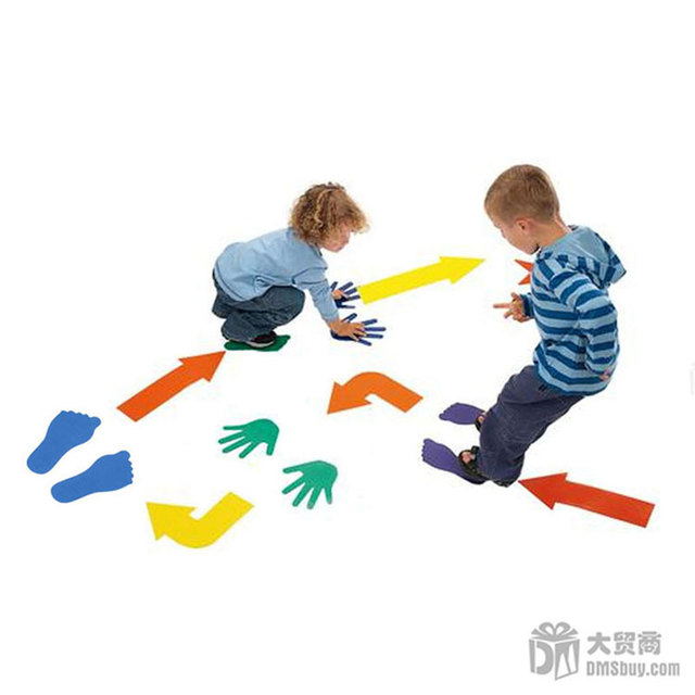 36PCS EVA Interactive Games Early Educational Sensory Integration Therapy Toys For Children Movement Developing Toy 3 Years Old